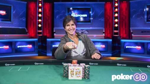 Лучшая среди женщин на Мировой серии покера – Лара Айзенберг